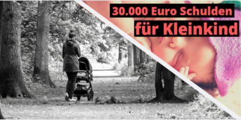 30000 euro schulden für kleinkind großvater hinterlässt baby schulden