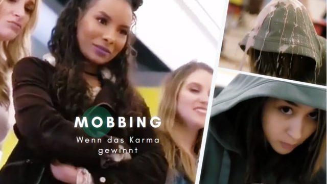mobbing wenn das karma zurück schlägt. Karma trifft jeden. Auch jene die meinen Mobbing als Sport ansehen zu müssen