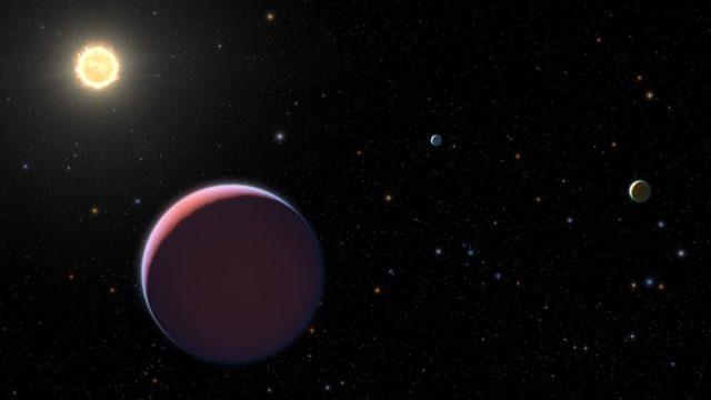 nasa entdeckt neuen planeten zuckerwatte planeten cotton candy ist leichter als der Jupiter