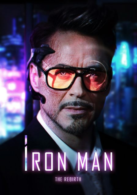 tony stark as marvels iron man 4 is back the rebirth